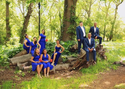 Shoots By Design Bridal Party 7