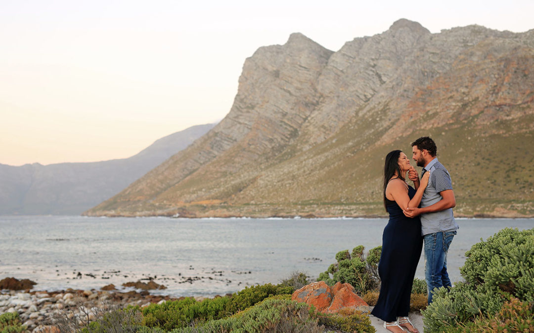 {ENGAGEMENT} Meagan & Ramsay | Rooiels