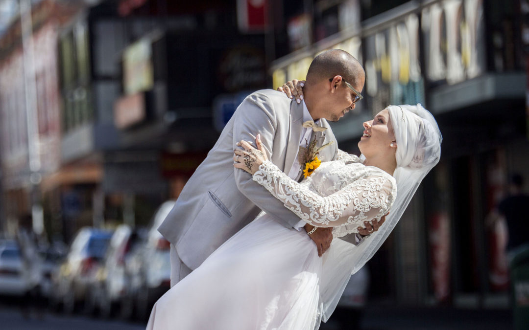 {WEDDING} Megan & Zaahier