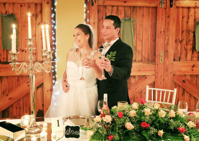 Shoots By Design Wedding Reception 3