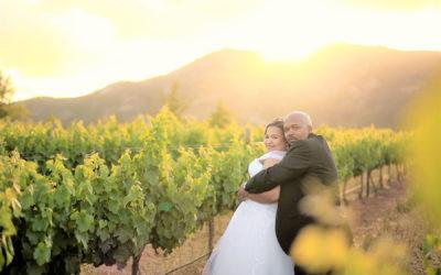 {WEDDING} Clinton & Genevieve | Vondeling Wine Estate